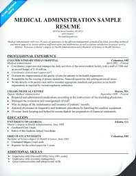 sample medical secretary resume luxury front desk medical