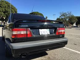 volvo homepage 1995 volvo 850 t 5r sedan black black 101k