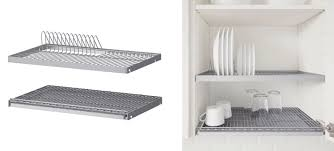 Kitchen Cabinet Dish Rack Finnish The Dishes Simple Nordic Design Beats Dishwashers