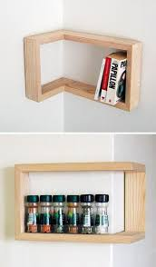 Woodworking Shelf Designs by Best 25 Small Wood Projects Ideas On Pinterest Easy Wood