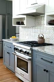 blue grey kitchen cabinets 25 blue and grey kitchen designs that inspire digsdigs
