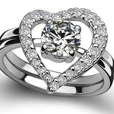 heart shaped diamond engagement rings heart engagement ring set promotion shop for promotional heart