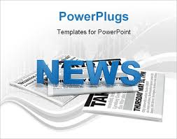 powerpoint newspaper template u2013 21 free ppt pptx potx documents