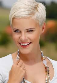 cute short haircuts for blondes 19 with cute short haircuts for