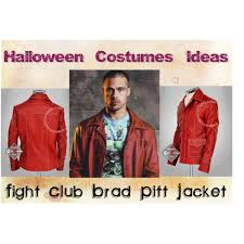 fight club leather jacket best halloween costume ideas 2012