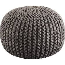 best 25 knitted pouf ideas on pinterest knitted pouffe knitted