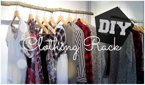 home design diy hanging clothes rack cabinetry restoration the