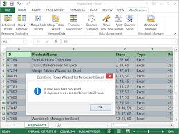 add ins to find and remove duplicates from excel worksheets