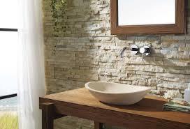 Natural Stone Bathroom Ideas by Bathroom Resin Bathroom Sinks Daltile Everett Raised Sink