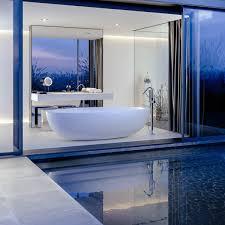 salle de bain luxe 36 idées salles de bains avec baignoire de luxe épurer salles