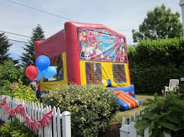 best birthday party rentals for seattle kids