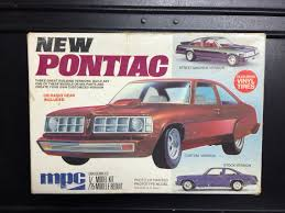 Build Your Own Toy Box Kit by Mpc Dodge Thunder Charger George Barris Designed Model Kits
