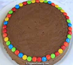 cake top easy eggless chocolate cake recipe eggless cooking
