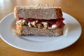 thanksgiving leftover turkey sandwich a dash of megnut