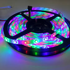 rgb led strip light smd3528 5m 300 leds waterproof