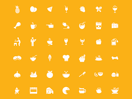 food vector 250 food vector icons pack creative stall