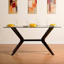 Best  Glass Top Dining Table Ideas On Pinterest Glass Dining - Dining table base design