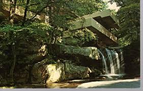 frank lloyd wright waterfall playle u0027s fallingwater mill run pennsylvania frank lloyd wright