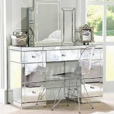 Glass Mirrored Bedroom Set Glass Mirror Bedroom Set Home Design Ideas
