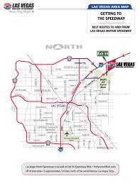 las vegas blvd map maps directions fan info las vegas motor speedway