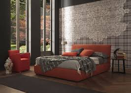 bedrooms bedroom with decorative wallpaper bolzan fair modern