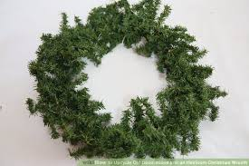 Christmas Decorations Wiki How To Upcycle Old Decorations Into An Heirloom Christmas Wreath