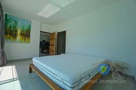 chambre immobili e mon asque villa à vendre 3 chambres cocoteraie maenam koh samui