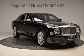 bentley mulsanne matte black 2016 bentley mulsanne stock a1234a for sale near greenwich ct
