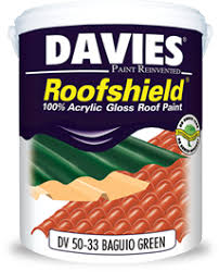 davies roofshield all weather acrylic roof paint buy in pasig