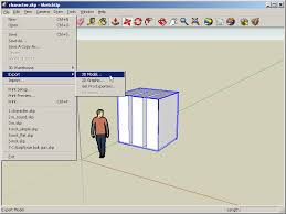 tutorial google sketchup 7 pdf how to create your own papertoy using google sketchup and pepakura