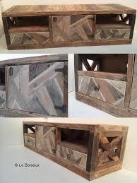 Recyclage Cagette Bois Buffets Vaisseliers Meubles Bas Plateaux De Tables En Bois