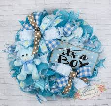 baby shower wreath baby shower wreath best 25 ba boy wreath ideas on ba