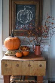 37 best vintage butcher block islands images on pinterest fall decor simple attractive sign and pumpkins loved the idea of a framed chalk board above an entry table for every season holiday it could be family