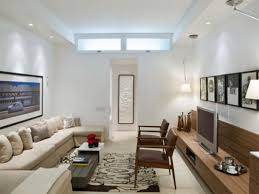 interior open floor plan kitchen dining living room white cabinets