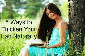 using gelatin for your hairstyles for women over 50 to thicken hair naturally 5 ways