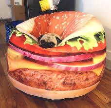 pizza dog bed so doggone funny 16509 adorable dog bed wonder if any dogs