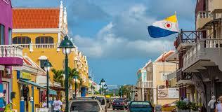 Bonaire Map Downtown Kralendijk Bonaire Official Tourism Site