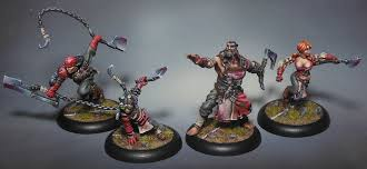 get exclusive look at painted butchers as guild ball rules go free