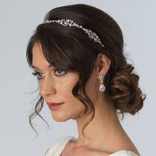 bridal headbands vintage style rhinestone bridal headband bridal headbands