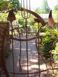 57 best steel designs images on pinterest garden gate metal