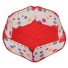 Pop Up Zelt Kinder by Winstory Foldable Kids Toddler Children Fun Pop Up Toys Ball Pit