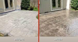 Refinishing Concrete Patio Concrete Repair U0026 Restoration Services Gwc Decorative Concrete