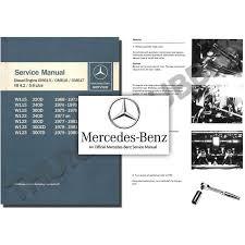 mercedes repair manuals mercedes om617 diesel engine service workshop repair manual 115
