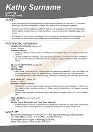 Resume Profile Sample Free Resume Templates Voted Best Format Inroads Standard