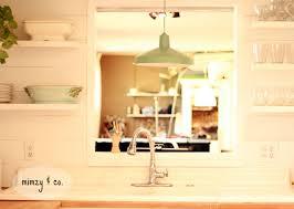 over sink lighting scandanavian kitchen hanging light above kitchen sink inspirations
