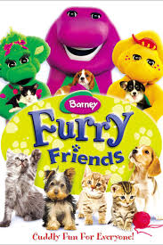 barney furry friends itunes