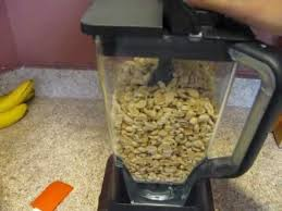 blinder cuisine your own peanut butter with the 1200 blender so easy a