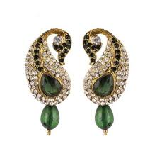 artificial earrings online buy online artificial pink earrings studs for in delhi