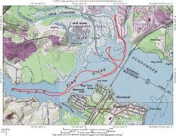 Gunpowder Falls State Park Map by Sea Kayak Bird River Gunpowder River Maryland Season Opener