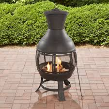 halloween chiminea bbq pro chimenea limited availability